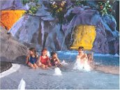 Lagune zwembad in Willingen